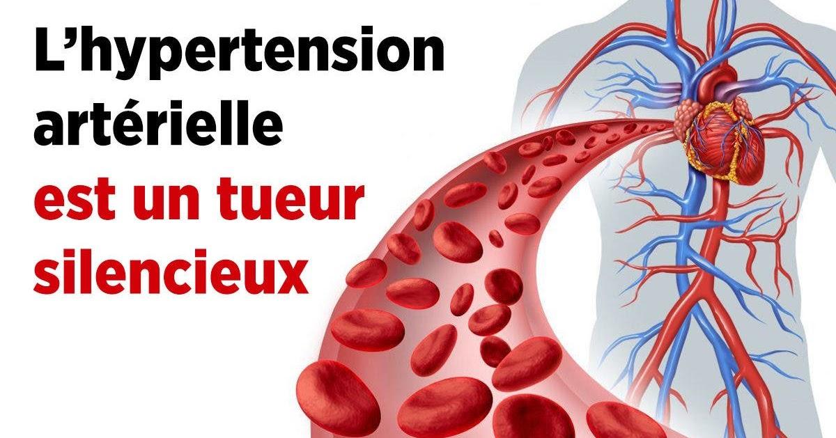 L'Hypertension artérielle ~ Nos Conseils de Vie