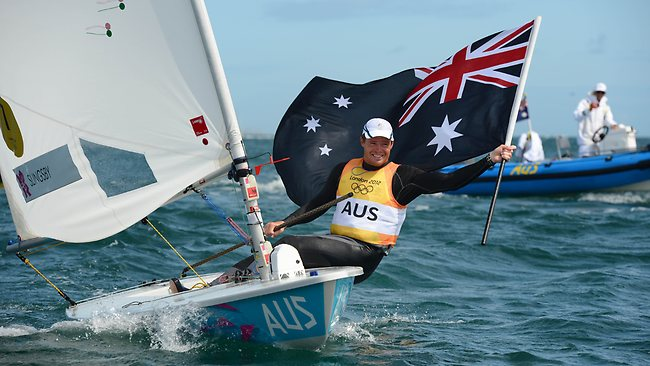Commonwealth Stamps Opinion Gold Medallist Stamps Again