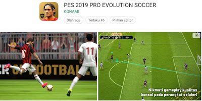 game bola offline terbaik di dunia