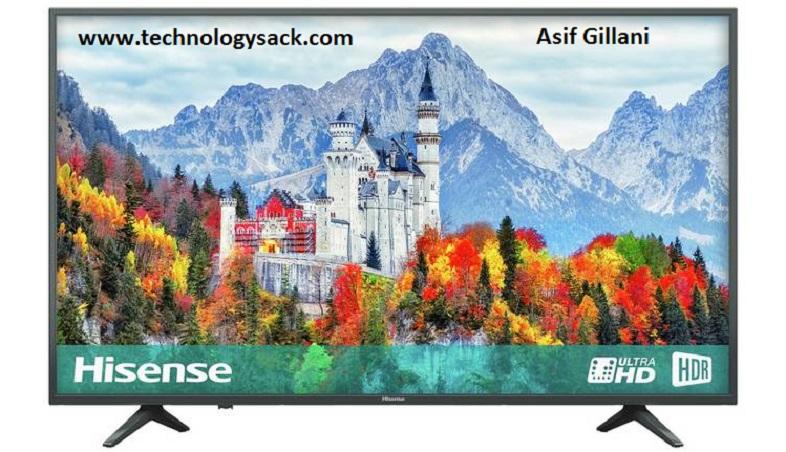 Hisense UHD 4K Smart LED Firmware Free Download - Technology