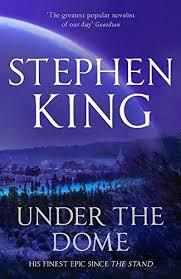 Under The Dome by Stephen King book cover