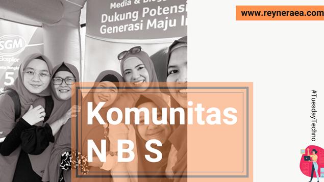 Komunitas Ning Blogger Surabaya (NBS)