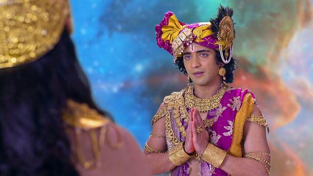 Radha Krishn: Krishna - Arjun Gatha S3 E34 15th October Episode9