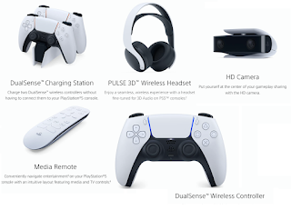Playstation 5 Accessories Preorders In Stock Charging Station Remote Camera Controllers And Headset Heavenly Steals