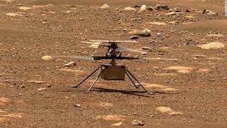 مروحية المريخ