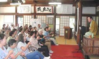 三遊亭楽春講演会「笑いは健康の良薬・長寿社会を明るく過ごす」