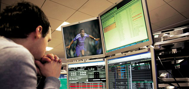 Aprenda como fazer Trading no Futebol