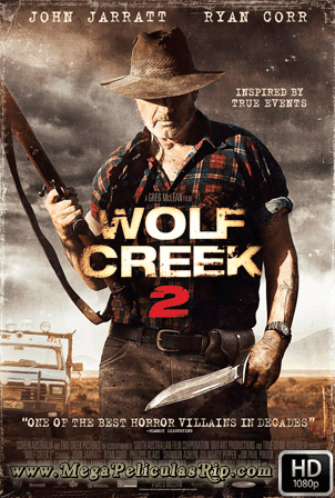 Wolf Creek 2 [1080p] [Castellano-Ingles] [MEGA]