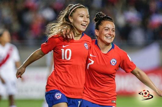 Nữ Chile vs Nữ Thụy Điển 23h00 ngày 11/6 www.nhandinhbongdaso.net