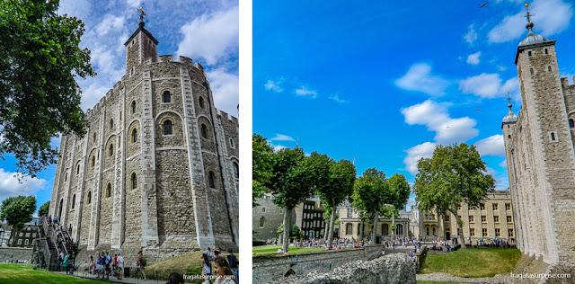 Torre Branca, na Torre de Londres