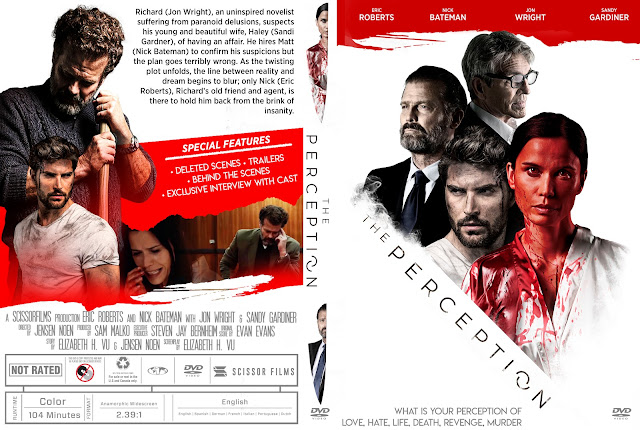 The Perception DVD Cover