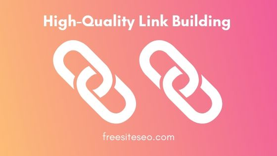 Easy Ways to Create High-Quality Backlinks in 2019