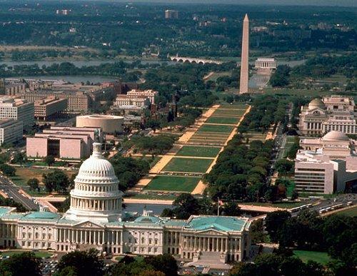 Washington D.C, Capital dos Estados Unidos da América