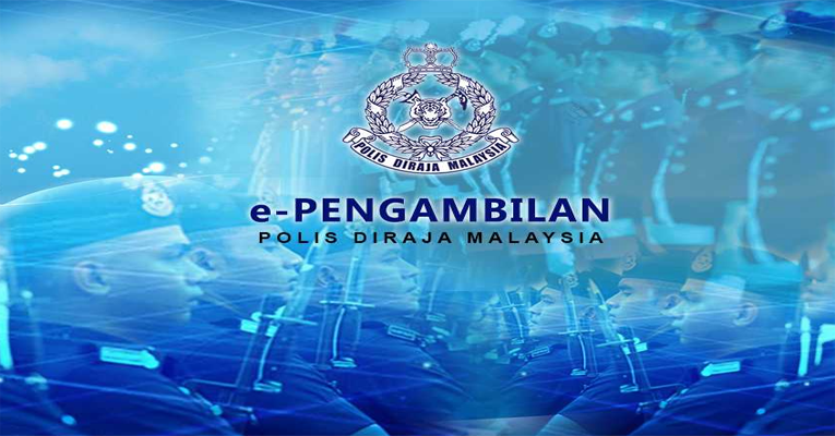 Pengambilan terkini Anggota Polis DiRaja Malaysia (PDRM)
