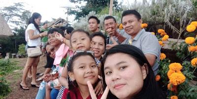 Ni Nyoman Misnawati taman Jinja Bali
