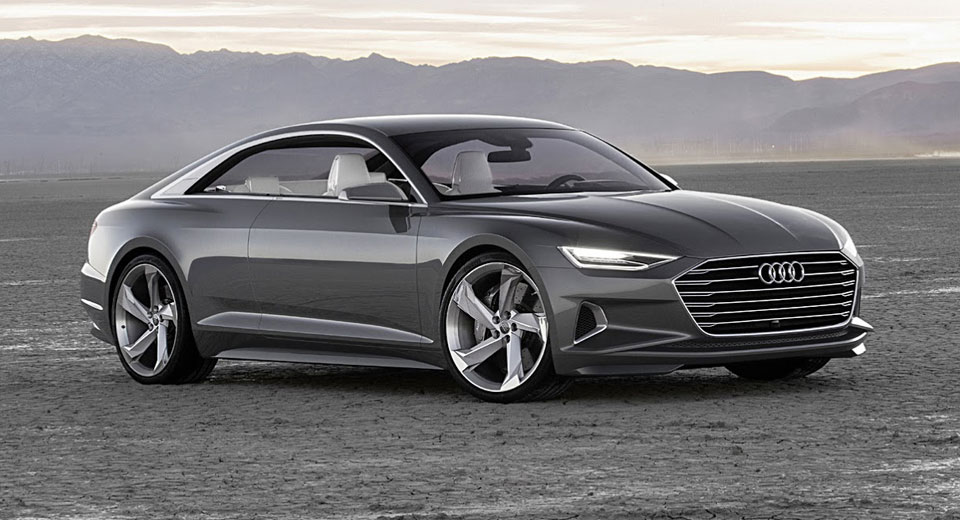 all electric audi a9 e tron sedan to launch by 2020. Black Bedroom Furniture Sets. Home Design Ideas