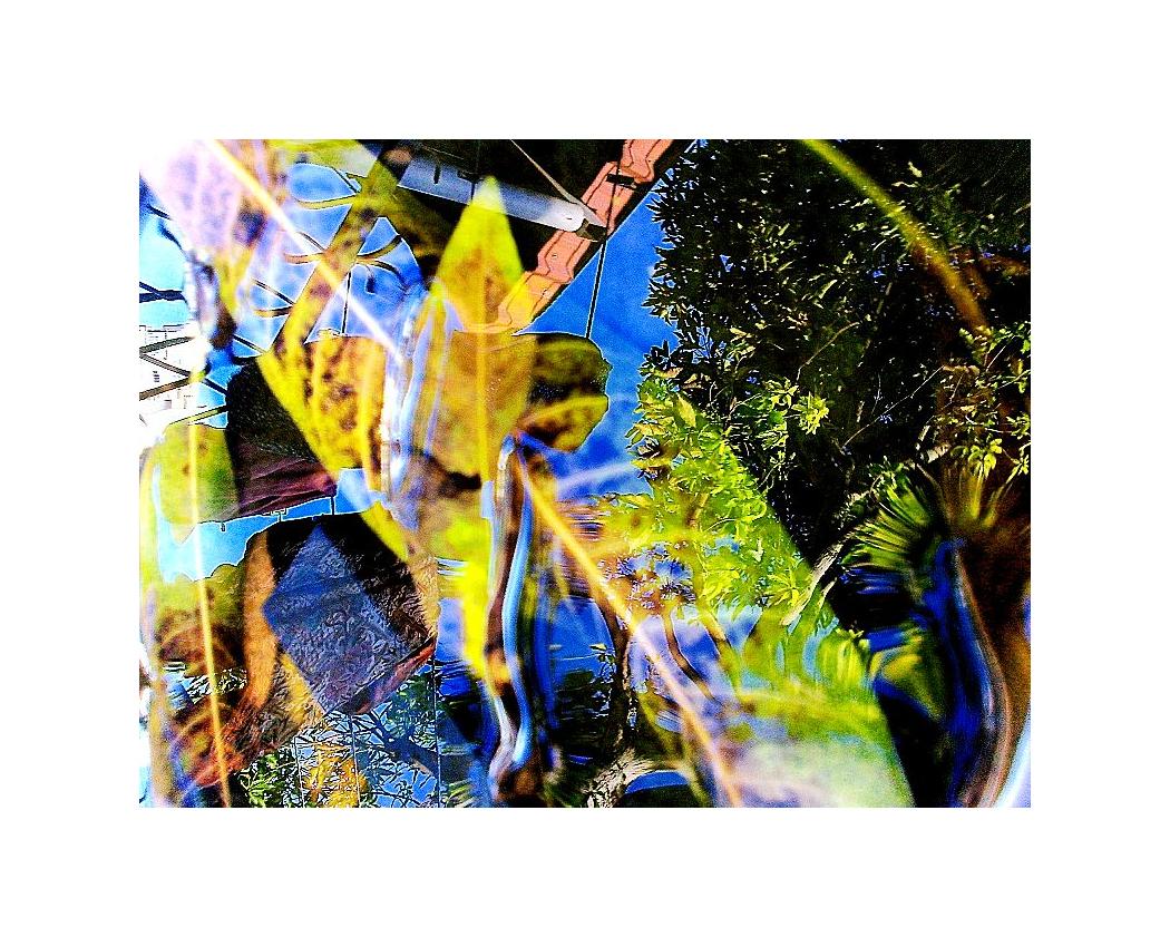 Mobile Photography, Kaleidoscopic 02