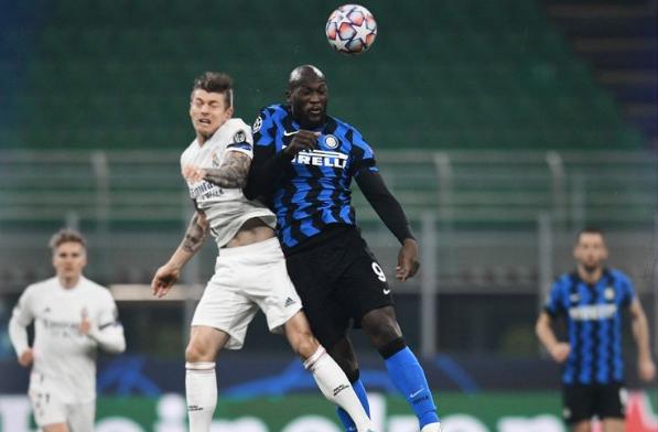 Inter, ko bis contro il Real: a rischio la Champions