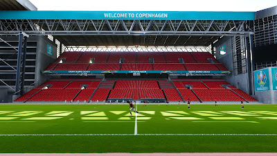 PES 2020 Stadium Telia Parken EURO 2020 version