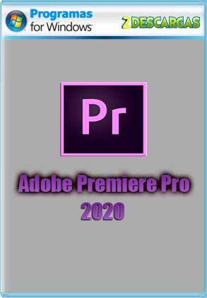 Adobe Premiere Pro CC 2020 Full Español