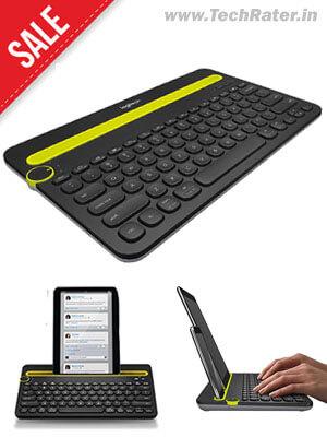 Wireless Bluetooth Keyboard for PCMacLaptopMobileTablet