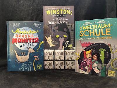 Loewe Wow! Bücher