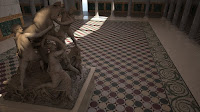 Virtual reality unlocks splendour of Rome's Caracalla Baths