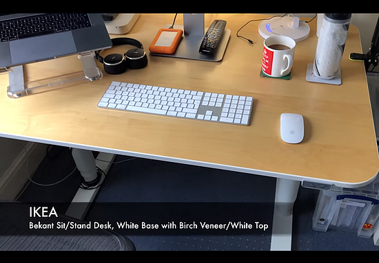 Yükseklik+Ayarlı+Çalışma+masası