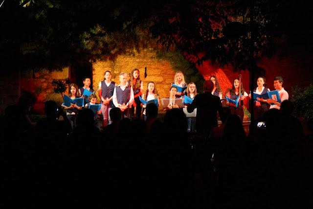 2η Συνάντηση του Φεστιβάλ Παιδικών Χορωδιών στο Λυγουριό ως αντίδοτο της κρίσης…