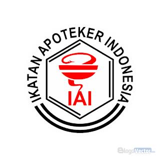 Ikatan Apoteker Indonesia (IAI) Logo vector (.cdr)