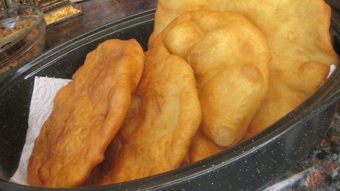 INDIAN FRYBREAD RECIPE
