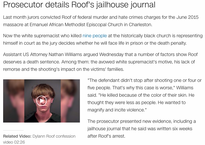 Free To Find Truth 42 47 74 Dylann Storm Roof