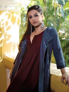 Vidya Balan absolutely stunning Filmfare Magazine December 2016