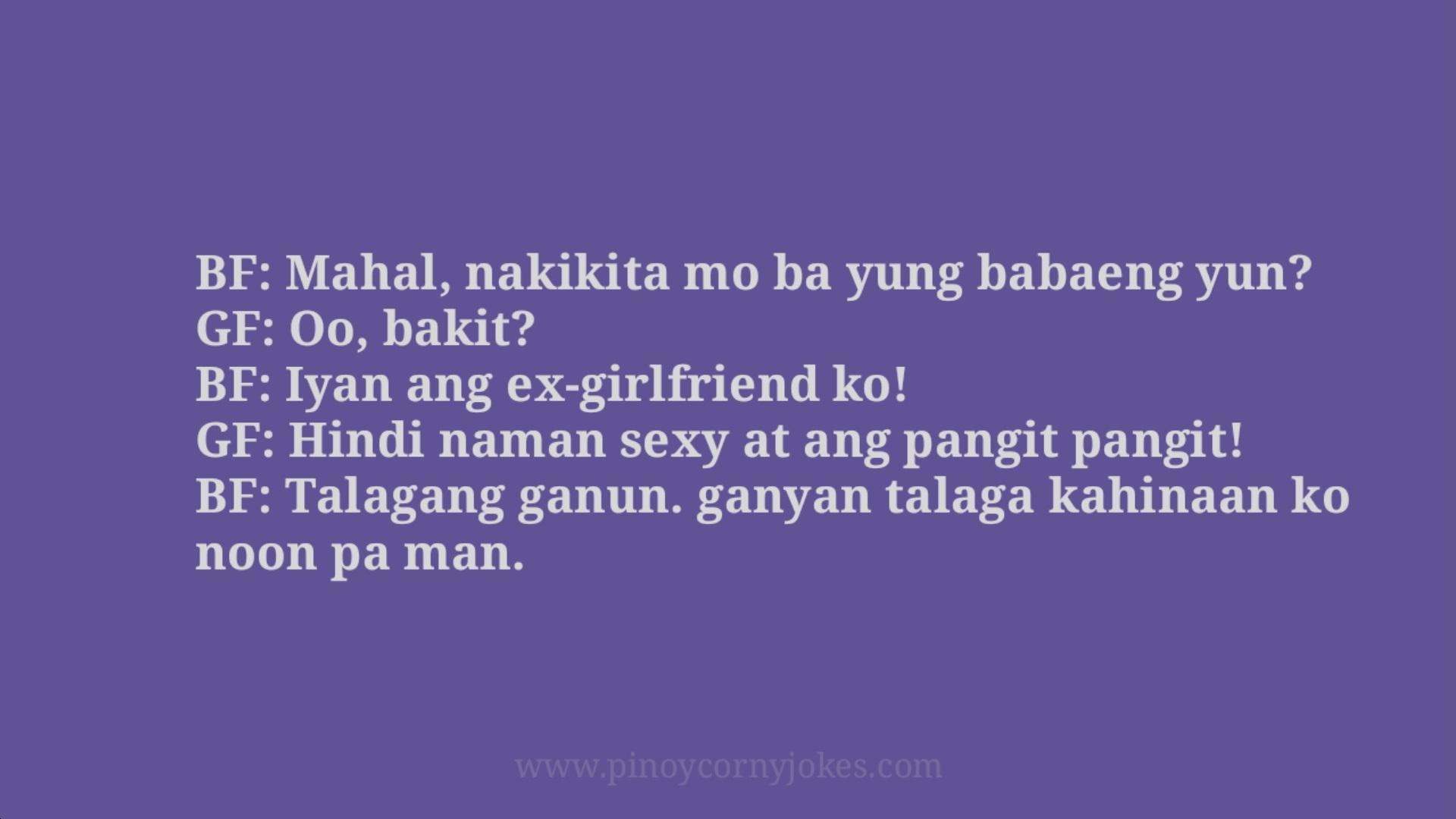 ex girlfriend filipino jokes