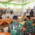 Kotis TMMD Reguler 109 Tak Luput Menjadi Jujugan Tim Wasev Itdam IV/Diponegoro