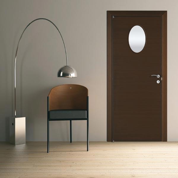 Consigli per la casa e l 39 arredamento le porte in weng for Arredamento grigio