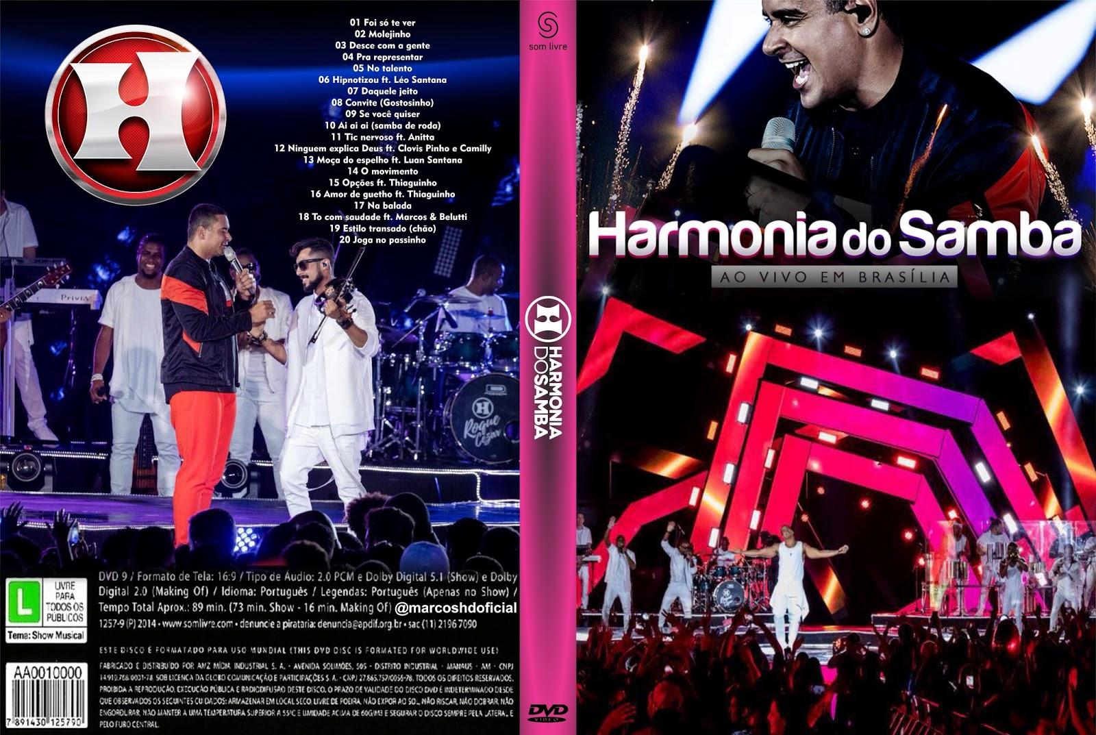 BAIXAR MANAUS DVD RMVB SAMBA EM DO HARMONIA