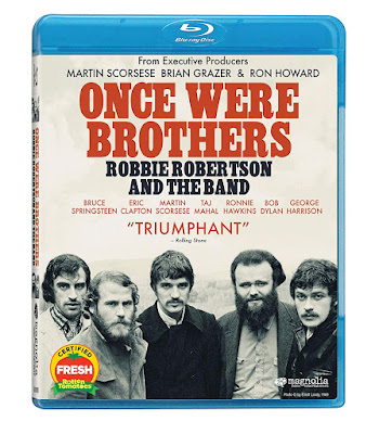 Once Were Brothers Robby Robertson And The Band Bluray