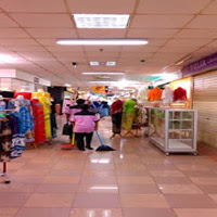 kios Ladies Market Thamrin City
