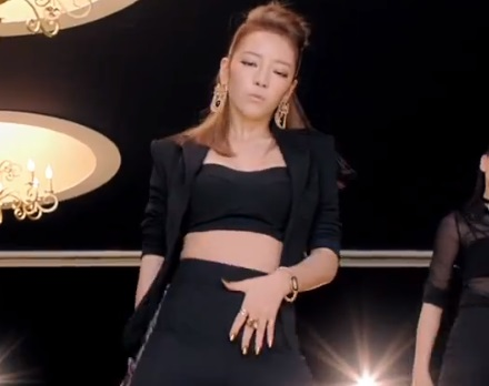 Anti Kpop-Fangirl: [MV Review] Kara - Damaged Lady