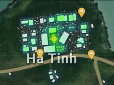 Gedung Ha Tinh PUBG