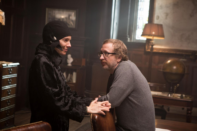 Sienna Miller and Director James Gray The Lost City of Z