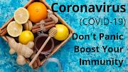 Coronavirus (COVID-19): How To Boost Immunity