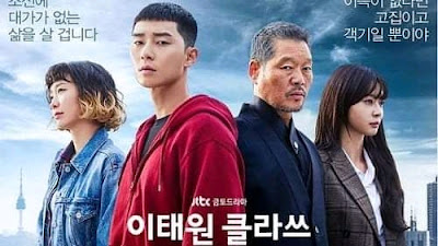 Link Download Kualitas HD Drakor Itaewon Class Episode 1-8 (Sub Indonesia)