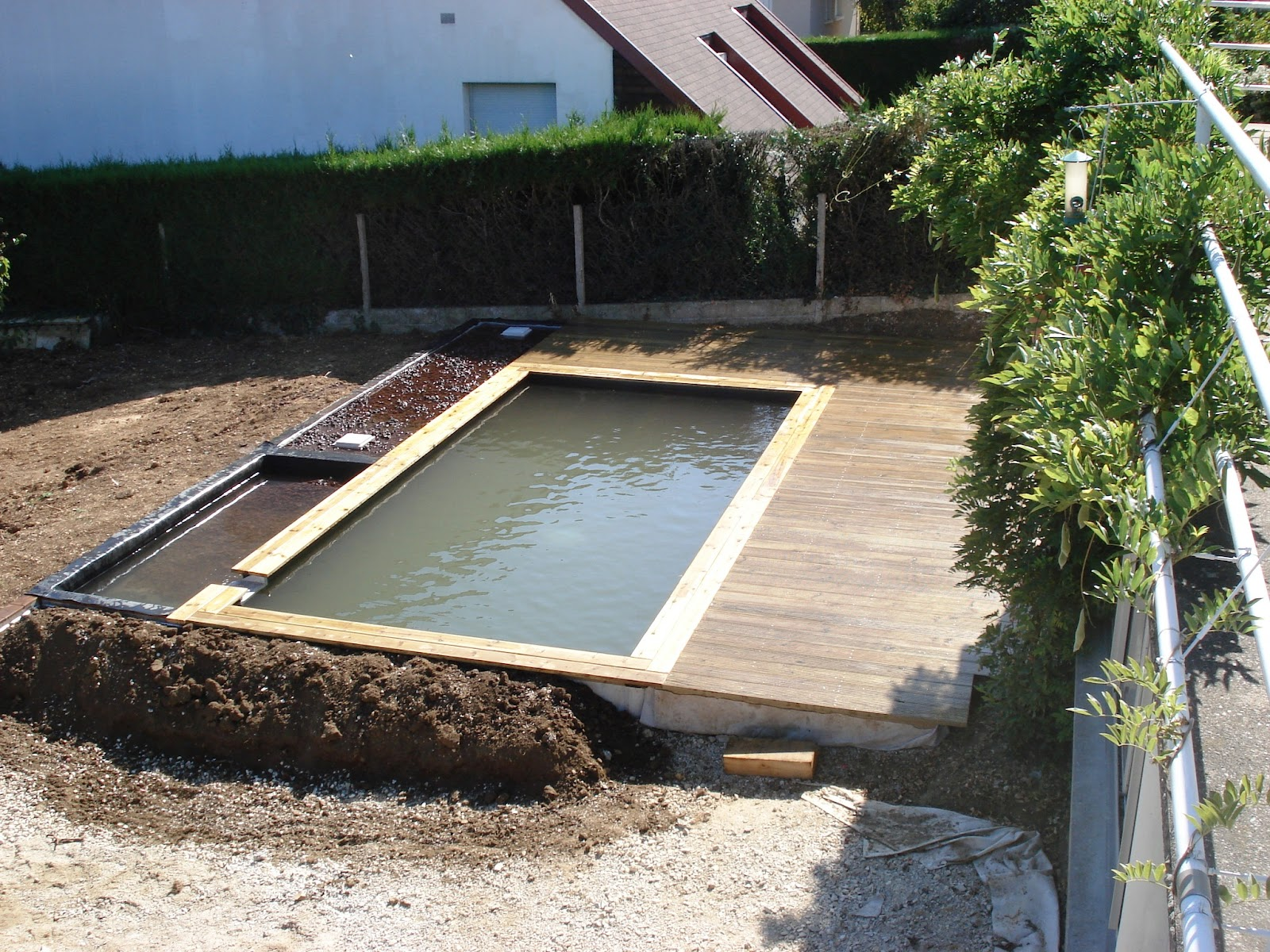 Piscine naturelle et baignade naturelle - Autoconstruction piscine ...