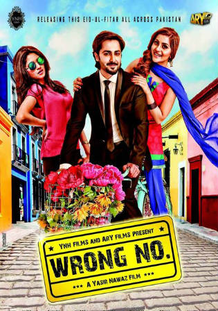 Poster of Wrong No Pakistani Full Movie Download Hd 700Mb