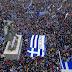 Αστυνομικοί μέτρησαν τους Έλληνες του συλλαλητηρίου και τους βρήκαν 500.000...!!! Αλλά στην επίσημη ανακοίνωση έγραψαν άλλα...