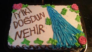 doğum günü pastası büyük