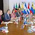 Pdte. del TSJ agradeció a embajadores de la Alba apoyo ante agresiones contra Venezuela