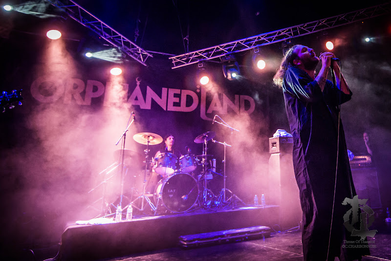 Orphaned Land @Mfest 2015